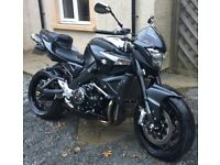 SUZUKI GSX1300 B-KING ⭐️ PROBABLY THE LOWEST MILEAGE B-KING IN WORLD!⭐️ A Real One Off ! ⭐️
