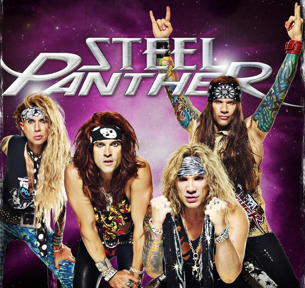 Steel Panther limelight belfast x 1