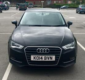 Audi A3 1.6tdi new shape low Milage