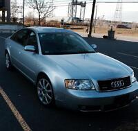 Audi a6 sline 2004