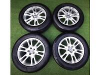 Volvo XC60 & XC70 alloy wheels & tyres