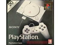 Genuine Boxed PlayStation mini with over 7000 games