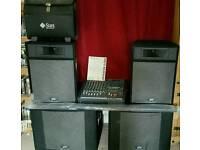 Peavey pro 15 speakers