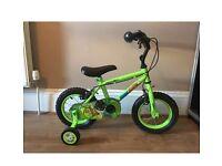 Kids Marvin the Monkey bike - good as new £30