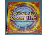 'Articulate Your Life' Board Game