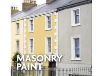 Magnolia masonry paint