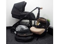 Silver Cross - Limited Edition - Country Club - Full Travel System