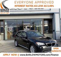 2012 BMW X1 xDrive28i/AWD/SUN ROOF/HEATED/BLUETOOTH/HATCHBACK