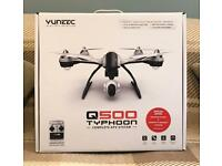 Yuneec Q500 Typhoon - BRAND NEW CONDITION + extra propellers