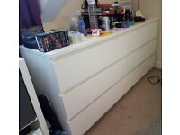 Large IKEA Chest of Drawers - 6 drawers