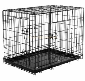 Wanted Large Dog Crate