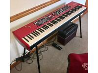 Nord Stage 88 Revision C MINT condition + optional Nord legs & Nord gig bag