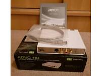 Grass Valley ADVC 110 Professional Analogue to Digital Video Convertor Capture Box