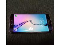 Samsung Galaxy S6 EDGE 64GB Unlocked MINT Condition Original Boxed