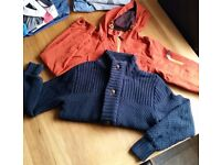 Next coats age 11-12 and 12 years