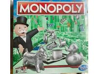 Classic monopoly game - still sealed