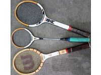 Tennis Rackets Elite Vintage Class