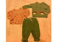Gorgeous baby Girls Christmas Clothes, 6-12 months, Baby Boden