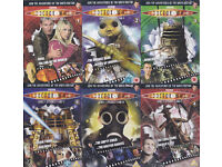 Doctor Who Complete Series 1,2,3 & 4. Christopher Eccleston & David Tennant £15