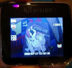 Kitvision Observer 1080i dash cam