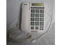 Telcom Big Button Phone