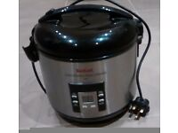 Tefal 4 in 1 rice, porridge, casserole, veg cooker