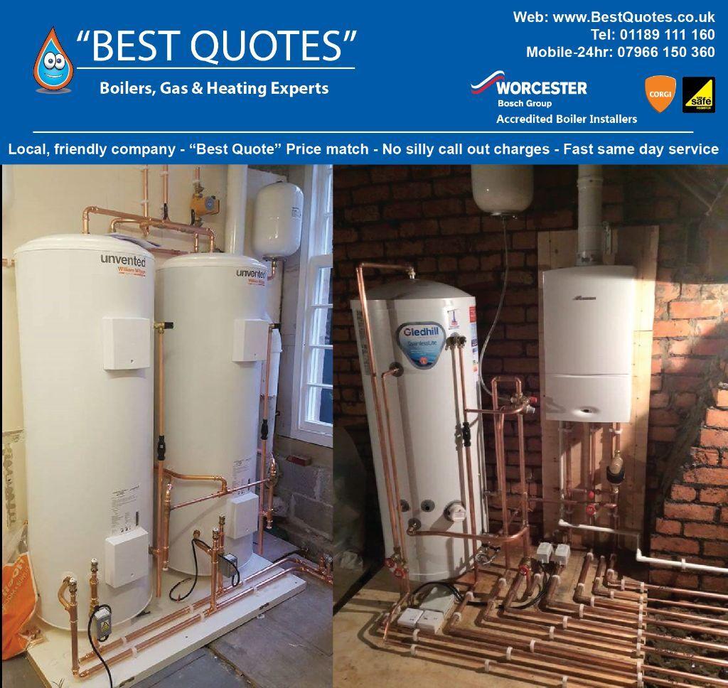 Combi Boiler Installs - Boiler Repair - Boiler Servicing - Gas ...