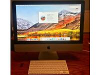 "Apple iMac 21.5"" for sale £320ono"
