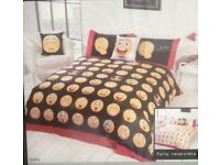 Emoji bed set