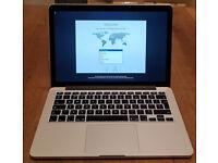 Macbook Pro 13 inch Mid 2014