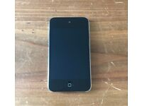 Ipod 4th generation with protective case
