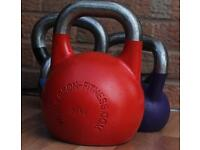 2*32KG Competition kettlebells for sale