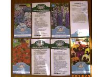 Flower Seeds (Perennials, biennials) 1/3 price Oldland Common, Bristol