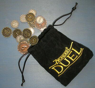7 Wonders Duel: 31 Metal Coins