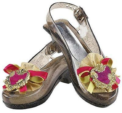 NWT Disney Frozen Adjustable Anna Play Princess Queen Royalty Shoes Costume