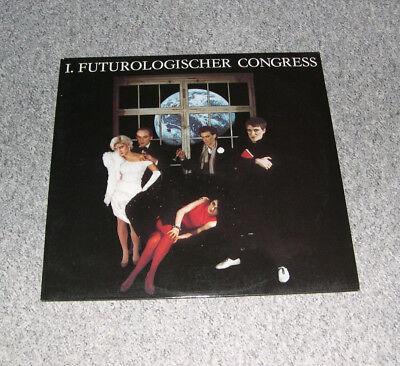 1. Futurologischer Congress - Same S/T (Erstpressung, Teldec 1982)