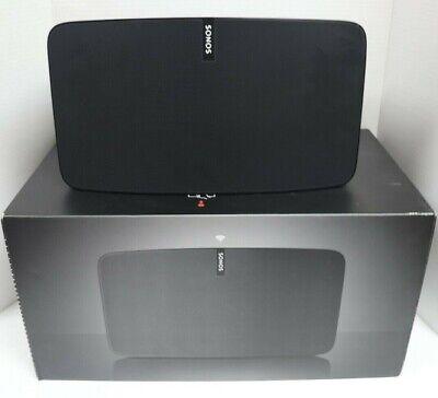 Sonos Play:5 Model S100 Generation 2 Wireless Streaming Smart Speaker WITH BOX