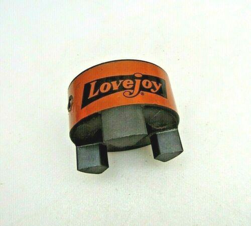 """Lovejoy L095 X 1 L095-1.000  Jaw Coupling Hub 1"""" Keyed Bore"""