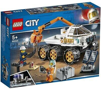 LEGO CITY MACCHINA PER LA SPEDIZIONE SU MARTE DAI 5 ANNI IN SU AEROSPAZIALE
