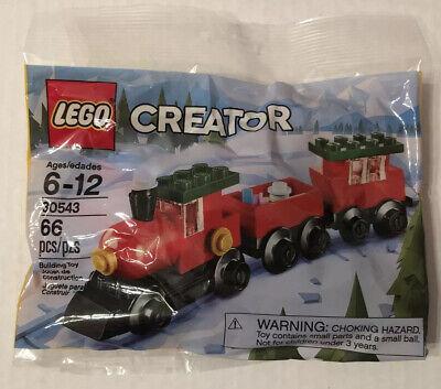 Lego Creator Christmas Train 30543 NIP