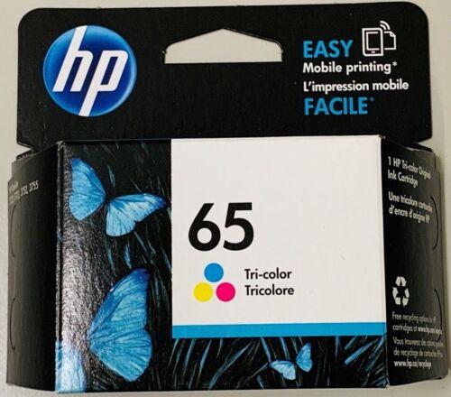 HP 65 Ink Cartridge Multicolor N9K01AN#140