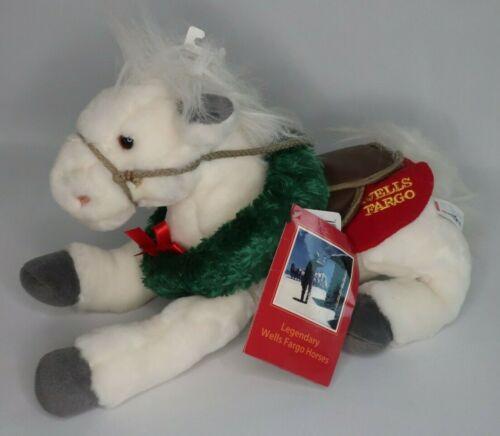 NWT Wells Fargo Legend Holiday Horse Grace Christmas ToysRUs 2003