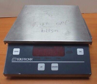 Scale-tronix 4302 Digital Scale 1 - 3000 Grams 6.6 Lbs