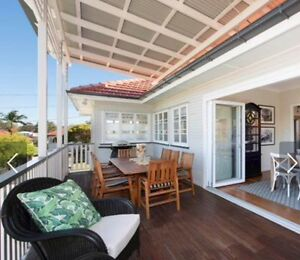 Solid wood Jarrah Outdoor Setting / Dining Suite Carina Brisbane South East Preview