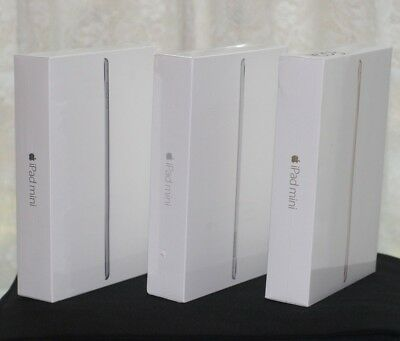 NEW Apple iPad Mini 4 7.9