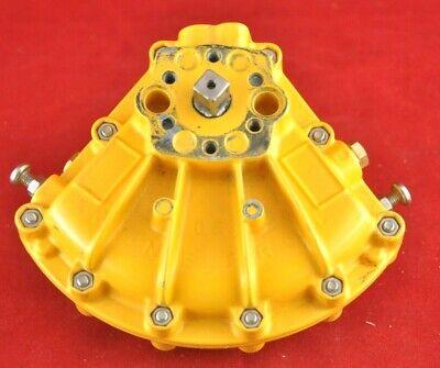 Kinetrol Pneumatic Valve Actuator 057-100 100 Psi 38 Shaft 10-24 84-100