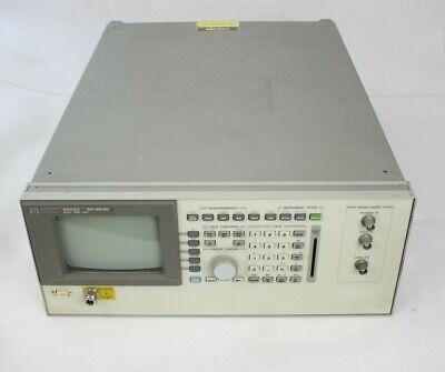 Hp Hewlett-packard 8923a Dect Test Set 1880-1900 Mhz