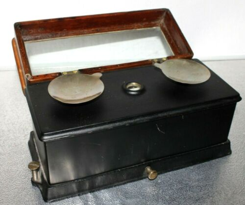 Antique 1891 Torsion Balance Co. Apothecary Pharmacy Scale Style 277 #87960