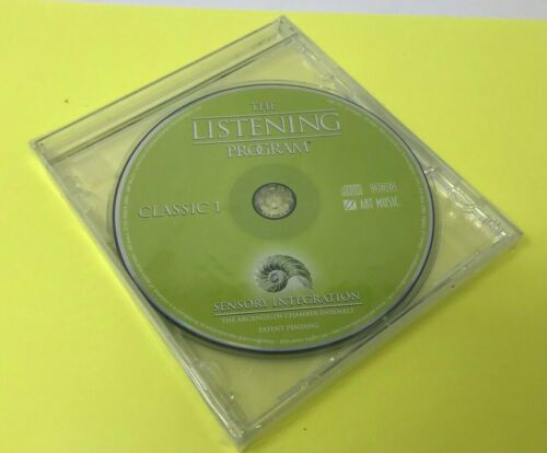 The Listening Program Classic 1 CD Sensory Integration
