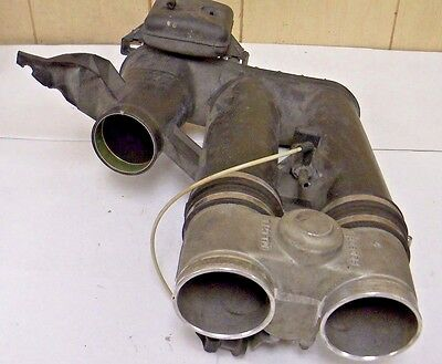 2000-2001 CADILLAC CATERA AIR INTAKE RESONATOR VACUUM COMPLETE ASSEMBLY.FREE S